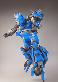 "MG 1/100 Kampfer ""Orazaku"" Custom Build  by itto   Amazing modification. I like the new looks of this Kampfer specially the head part of it!..."