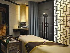Langham Place Mongkok Hotel Hong Kong - Chuan Spa - Massage Room
