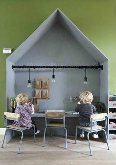 Scandinavian kids playroom - 10 Fun  Friendly Kids Playrooms