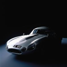Jaguar E-Type Lindner & Nocker Lightweight 4868 WK