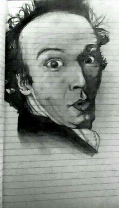 #RobertoBenigni #benigni #draw #dream #tumblr #disegno