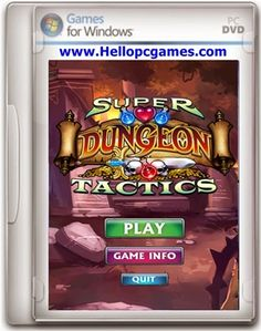 Super Dungeon Tactics PC Game File Size: 1.55GB System requirements: CPU: 2.2GHz Intel Dual Core processor or later Tested on Windows 10 64-Bit OS: Windows 7,8,8.1,10 RAM Memory: 2 GB Hard Disk Space: 5GB Sound Card: Yes DirectX: 9c Download Guts And Glory Game Related Post Gobliiins 1 2 3 Game Sonic Riders Game Steamworld …