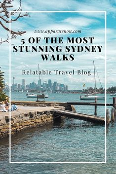 Most stunning walks in Sydney! If you're looking for some lesser known walks