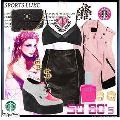 b764b83f98c 80s glam punk fashion