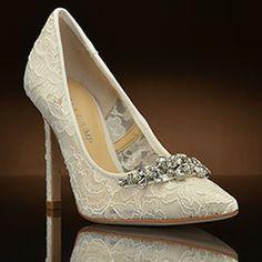 545b7a3b41b Camara by Ivanka Trump Wedding Shoes at My Glass Slipper