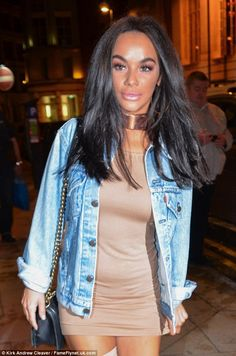 Also dining out: Chelsee Healey was spotted at the same dinner venue that…