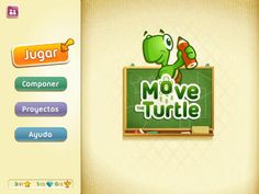 Move the Turtle. Programming for kids by Next is Great - an excellent app for teaching planning complex tasks, sequential and algorithmic thinking and basic concepts of programming. Apps For Teaching, Teaching Plan, Teaching Kids, Kids Learning, Programming Tools, Programming For Kids, Computer Programming, Computer Class, Computer Science