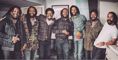 The Marley brothers #7strong #music #marleys #kayafest #jamaican #brothers #bobmarley #islandlife #jamaicatraveltoday