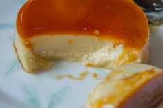 Smooth and Creamy Whole Eggs Leche Flan