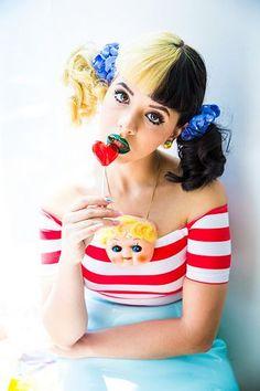 Melanie Martinez invites everyone to her 'Pity Party' with new single and video Melanie Martinez Style, Melanie Martinez Dollhouse, Cry Baby, Adele, Crazy People, Her Style, Love Her, Crying, Rwby