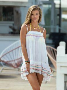 Nina Agdal For Banana Moon Swimwear :: FOOYOH ENTERTAINMENT