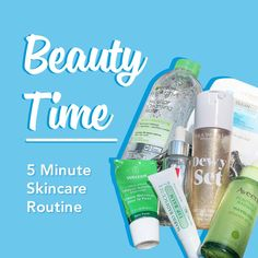 Glowing radiant skin is as easy as 5 minutes! See more in the Shopkick app!