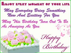 birthday wishes - Free Large Images