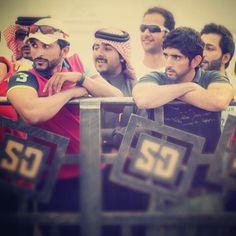 Nasser HIK and Hamdan MRM, Skydive Dubai (02/12/2012)