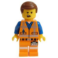 Lego 70814 Emmet Exclusive Master Builder Variant Minifigure The Lego Movie 2014 #LEGO