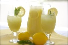 Vodka Honey Lemonade, from The Fed Up Foodie