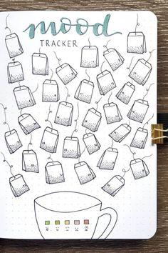 Best-in-August Mood Tracker ideas for Bullet journal Best Augus. - Best-in-August Mood Tracker ideas for Bullet journal Best-in-August Mood Tracker id - Bullet Journal August, Bullet Journal School, Bullet Journal Mood Tracker Ideas, Bullet Journal Headers, Creating A Bullet Journal, Bullet Journal Banner, Bullet Journal Lettering Ideas, Bullet Journal Notebook, Bullet Journal Aesthetic