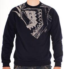 Sweatshirt : C.R.N  Sweatshirt C.R.N Fabric high quality Inside 100% cotton Outside 50% Cotton 50% Polyester 320 grs Permanent colour Screen - print: Pvc free plastisol #Sweatshirt, #Clothing, #Actionssports, #Kayakclothing