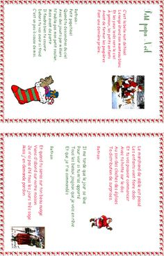 Carnet de chants de Noël