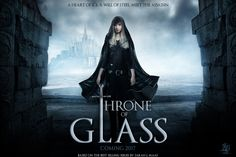 KimG-Design- Throne Of Glass FanMade Poster Indiana Evans as Celaena Sardothien  Stocks : Bigstock {except Indiana's face}