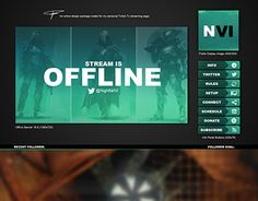"Bekijk dit @Behance-project: ""Design Package - Twitch TV"" https://www.behance.net/gallery/25606619/Design-Package-Twitch-TV"