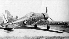 """Fiat G.50 Freccia (""""Arrow"""") First flown in February 1937, the G.50 was Italy's first single-seat, all-metal monoplane[3] with an enclosed cockpit and retractable undercarriage to go into production. In early 1938, the Freccias served in the Regia Aeronautica (the Italian Air Force), and with its expeditionary arm, the Aviazione Legionaria, in Spain, where they proved to be fast and, as with most Italian designs, very maneuverable. Armed with two powerful Breda-SAFAT 12.7mm machine guns."""