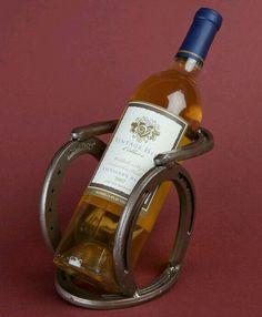Posa botella de Herraduras.