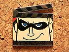 Mr. Incredible Disney Pin - Hollywood Studios - Mystery Set - Film Clapboards #EasyNip