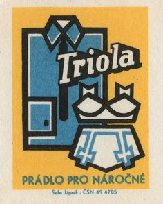 czechoslovakian #matchbox label To Order your business' own branded #matchboxes or #matchbooks GoTo:www.GetMatches.com or CALL 800.605.7331 to get the quick & painless process started today!