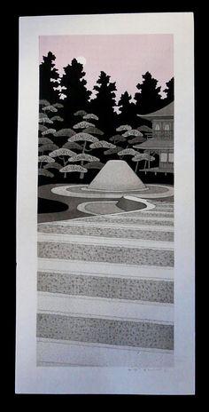 GINKAKU-JI TEMPLE By TERUHIDE KATO