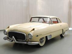 1954 Hudson Italia Coupe