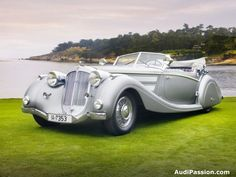 Horch 853 Voll & Ruhrbeck Sport Cabriolet de 1937 - Best of Show Pebble Beach 2009