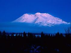 Mt Shasta, CA- Growing up in Redding, Mt. Shasta was an ever present sentinal to the north.
