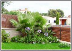 fotos de jardines pequeños para casas bonitos