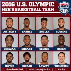Seleção americana de basquete define atletas que buscarão tri olímpico 5e838b2eafb57