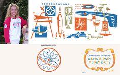 Kevin & Jody Tomorrowland T-Shirt by Miehana, via Flickr