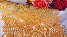 Beautiful Crochet Patterns and Knitting Patterns - Browse our thousands of free crochet patterns and knitting patterns. Crochet Table Runner Pattern, Crochet Doily Patterns, Crochet Tablecloth, Crochet Art, Crochet Squares, Thread Crochet, Crochet Motif, Vintage Crochet, Crochet Designs