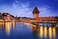 Lucerne, Switzerland
