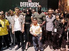 The Defenders Comic-Con Interviews – Here s What We Learned #SuperHeroAnimateMovies #comic #defenders #interviews #learned