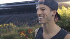 He never fails to make me smile. Love you, Josh