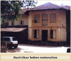 Harivihar is a royal manor-house built around 1850 by the Kadathanad royal family, who had ruled the northern parts of Kerala. They had built the house to facilitate their children's' education, which was not easily accessible in those days. House Built, Ayurveda, Kerala, Restoration, Cabin, Traditional, House Styles, Building, Home