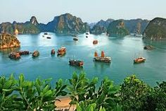 Beautiful Southern Vietnam: 3 Days Tour package includes Vinh Trang Pagoda, Con Phung ,Tay Ninh province, Reunification Palace,etc. Honeymoon Vacations, Vacation Destinations, Holiday Destinations, Monuments, Places Around The World, Around The Worlds, Beautiful World, Beautiful Places, Amazing Places