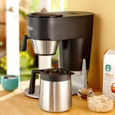 Velocity Brew 10-cup Coffee Maker by Bunn. $169.95 at StarbucksStore.com