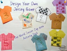 """Discovering The World Through My Son's Eyes: Multicultural Kid Blogs' """"World Soccer Cup 2014 Activity Pack"""" Review"""
