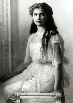 Grand Duchess Maria nikolaevna - Marija Nikolajewna Romanowa (1899–1918) – Wikipedia