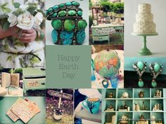 Earth Day inspiration board