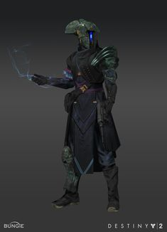 ArtStation - Destiny 2 - Curse of Osiris Armor Sets, Tyler Bartley