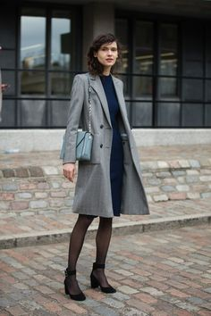 ideas how to wear black tights outfits fashion for 2019 Fall Outfits 2018, Fall Outfits For Teen Girls, Casual Work Outfits, Winter Outfits For Work, Work Attire, Black Tights Outfit, Fresh Outfits, Skinny, Business Outfits