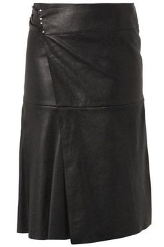 Best Leather Skirts - Fall Leather Trend