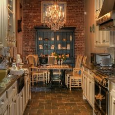 Inspiration for our new kitchen!